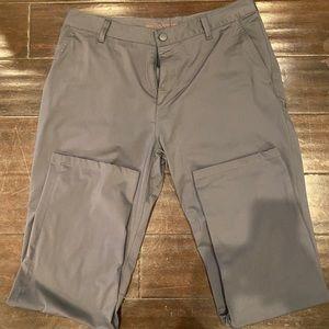 Men's Rhone Original Commuter Pant Asphalt 34x30